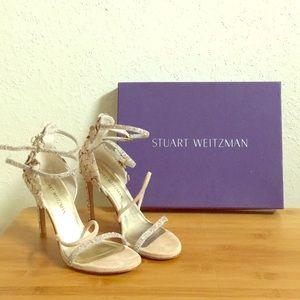 Stuart Weitzman - Wildthing Mango Maxi Glitter